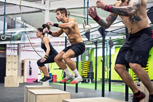 benchmark Crossfit