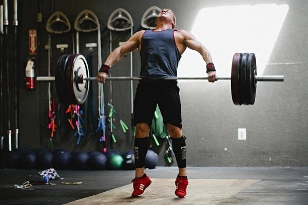 clean & jerk Crossfit