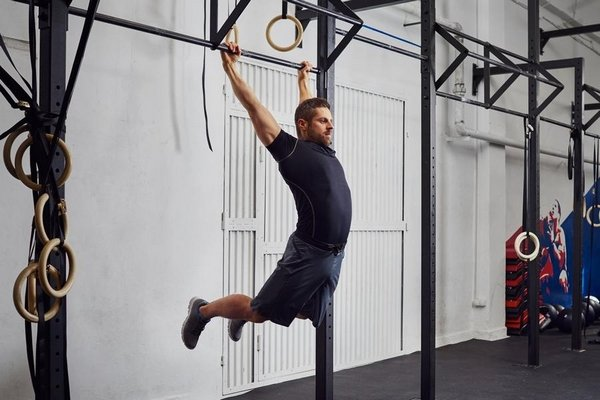 kipping pull up Crossfit
