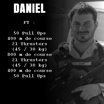 wod hero crossfit daniel