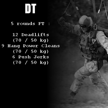 wod hero crossfit dt