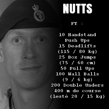 wod hero crossfit nutts