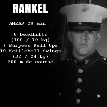 wod hero crossfit rankel